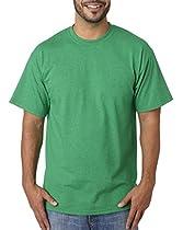 Gildan Heavy Cotton Adult T-Shirt, Antique Irish Green, XXX-Large