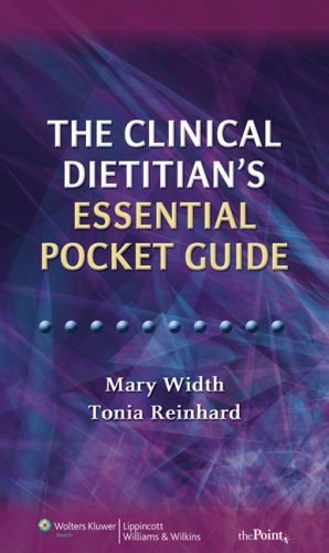 The Clinical Dietitian's Essential Pocket Guide