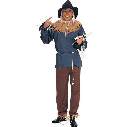 Rubies Costumes Mens The Wizard Of Oz Scarecrow Adult Costume