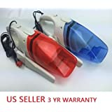 C21 12V Portable Vacuum Cleaner Wet & Dry Outdoor Mini Car Van Truck Boat RV, Used directly from the car lighter socket