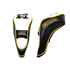Brand New University of Missouri Tigers Hybrid Head Cover by Things for You
