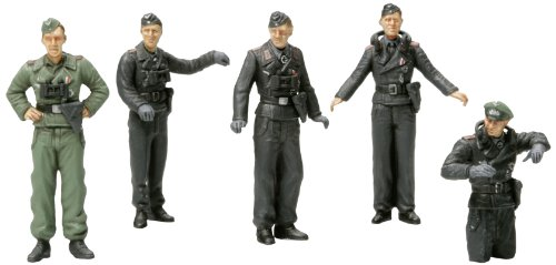 Tamiya 32512 1/48 WWII German Infantry Set - 1