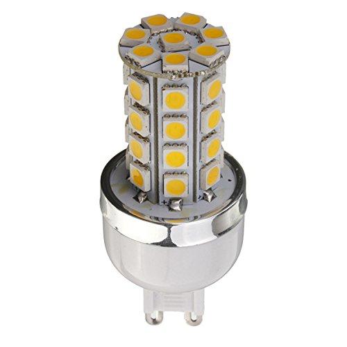 Kingso New 7W Corn Led G9 Lights Dimmable 110V 5050 36 Smd Bulb Warm White