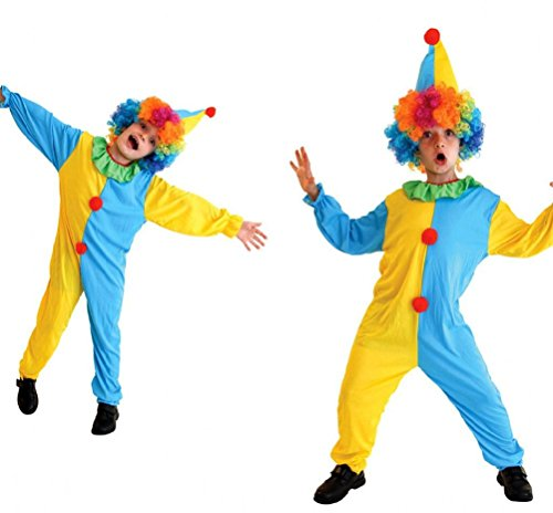 Purplebox Halloween Children'S Costume Masquerade Performance Clothing Clown