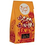 Burnt Sugar Stem Ginger Fudge 150g