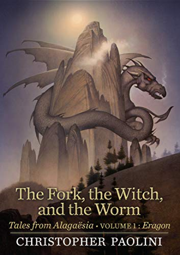 The Fork, the Witch, and the Worm Tales from Alagaësia (Volume 1 Eragon) (Te Inheritance Cycle) [Paolini, Christopher] (Tapa Dura)