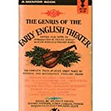 The Genius of the Early English Theater (9991637583) by Sylvan Barnet