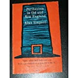 Puritanism in Old and New England (0226759296) by Alan Simpson
