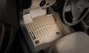 WeatherTech - 453081 - 2006 - 2011 Buick Lucerne Tan 1st Row FloorLiner