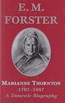 Marianne Thornton (Abinger Editions)