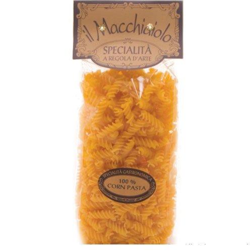 il Macchiaiolo Corn Fusilli Pasta, 1.1 lb.