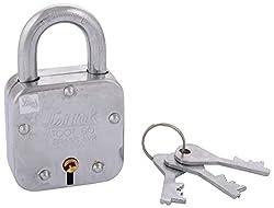 LINK LOCKS Iron Atoot Lock 60 (Silver)