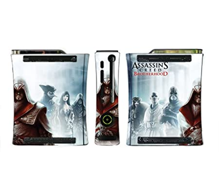 Assassin's Creed 3 Brotherhood Game Skin for Xbox 360 Console