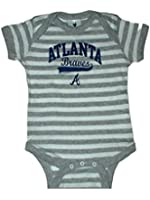 MLB Newborn Baby Love My Team Creepers USA Printed