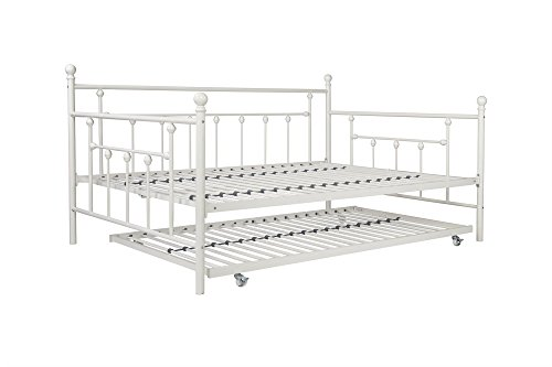 DHP Manila Daybed and Trundle, Full/Twin (Full Size Trundle Bed compare prices)