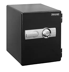 Honeywell Model 2201 Steel Fire and Security Safe 0.73 Cubic Feet