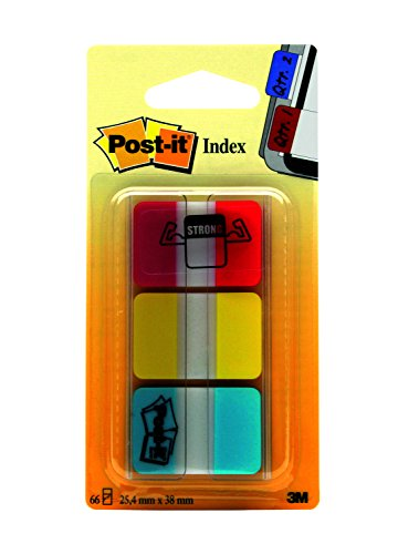 post-it-tabs-with-on-the-go-dispenser-1-inch-solid-red-yellow-blue-22-tabs-color-66-tabs-dispenser
