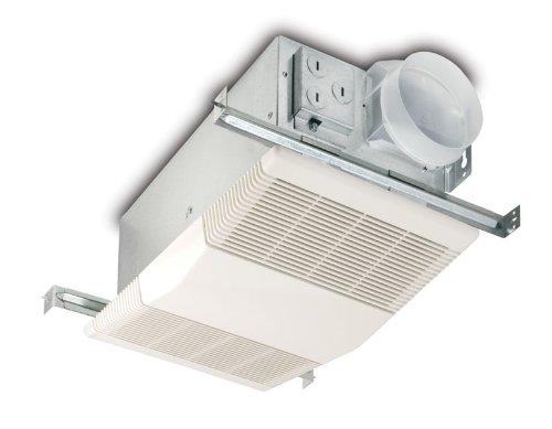 Buy Best Prices Nutone Model 605rp Heater Fan 70 Cfm 4 0 Sones Exhaust Fan With 1300 Watt