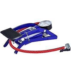 Abtrix Air Pressure Foot Pump Air Pump For Bike, Car , Motorcycle ,Balls, etc