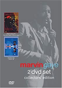 Marvin Gaye: What's Going On / Greatest Hits Live