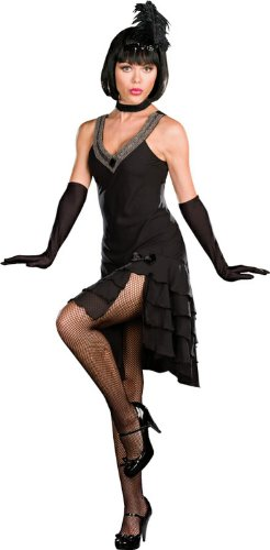 Sophisticated Flapper Lady Costume - Small - Small