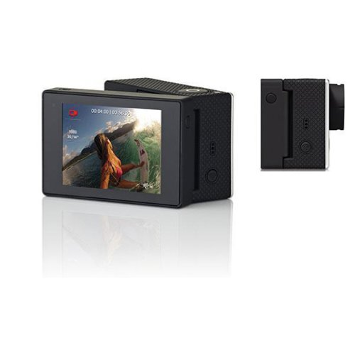Lcd Bacpac For Gopro Hero 3 And Hero 3+(Non-Touch)