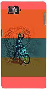 PrintVisa Sports Extreme Bike Case Cover for Lenovo Vibe Z2 Pro K920