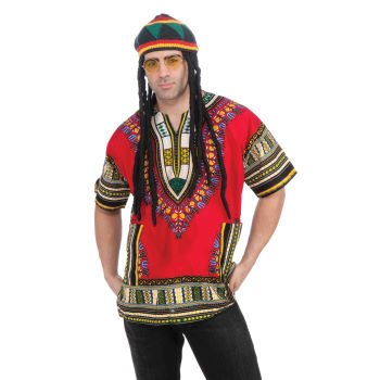 Men's Novelty Rasta Costume
