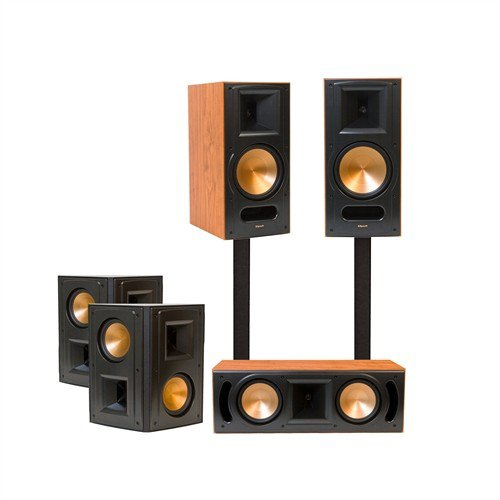 Klipsch Rb-81Ii (Black) Home Theater System-Free Sub