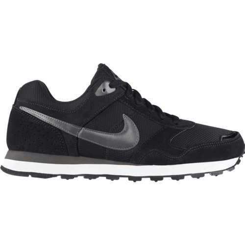 Nike Md Runner Txt 629337 Herren niedrig, Schwarz, 42