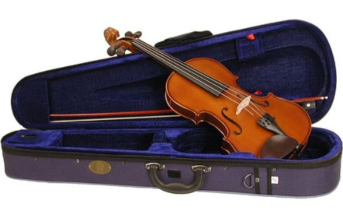 Stentor Student 1 Violin Outfit 1/2 (Set Up)