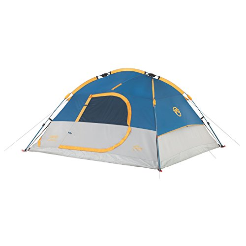 Coleman Camping 4 Person Flatiron Instant Dome Tent (Coleman Instant Dome 4 compare prices)