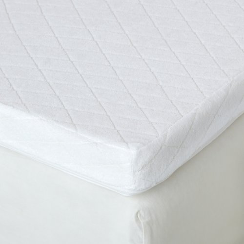 Isotonic Ultimate Memory Foam Queen Mattress Topper with Velour Cover