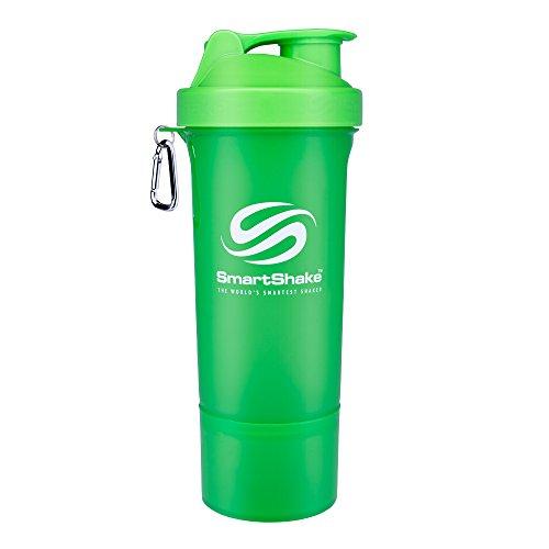 smartshake-500ml-verde-snellente-neon-borraccia