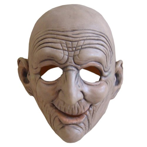 Halloween Old Man latex Mask