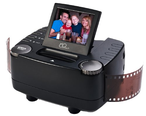 Purchase DB-Tech 35mm Film Slide and Negative Scanner - 10 Mega Pixel Film to Digital Image Converte...