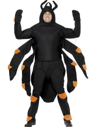 Smiffys Men's Spider Costume