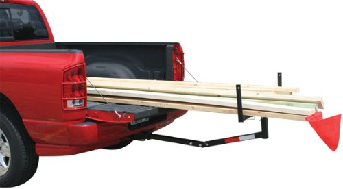 """53.5"""" Truck Bed Cargo Load Extender Class Iii Or Iv"""