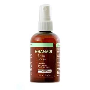 Hamadi Organics Shea Spray 4 fl oz