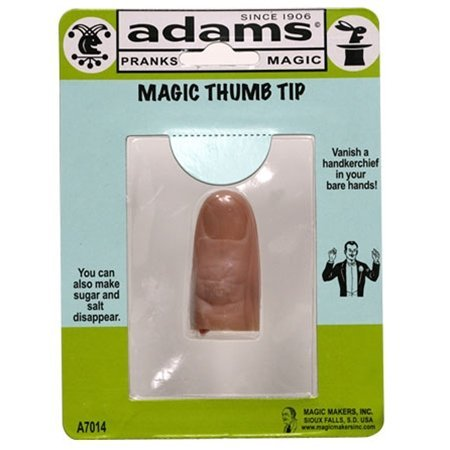 SS Adams Magic Thumb Tip
