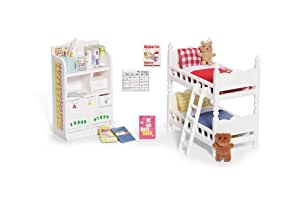 Calico Critters Calico Critters: Childrens Bedroom Set