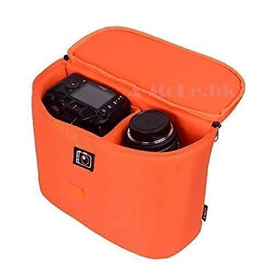 DSLR Camera insert Bag Shell Sleeve Case Water Shockproof For Backpack IN01