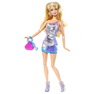 Barbie Fashionistas Doll W9353