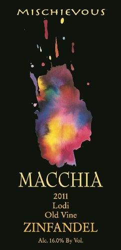 """2013 Macchia """"Mischievous"""" Zinfandel"""