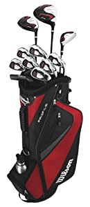 Wilson Profile HL Complete Package Golf Set by Wilson Sporting Goods