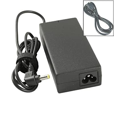 Techno Earth NEW AC Adapter Power Supply Charger+Cord for Gateway 4028JP 4525 M-1629 M-6822 M-6823 MX6128 MX6961 NX260X T-1622