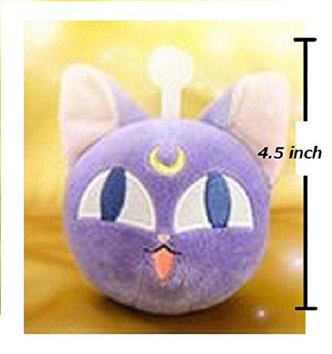 Sailor Moon Huge stuffed animals that can be attached to the bag