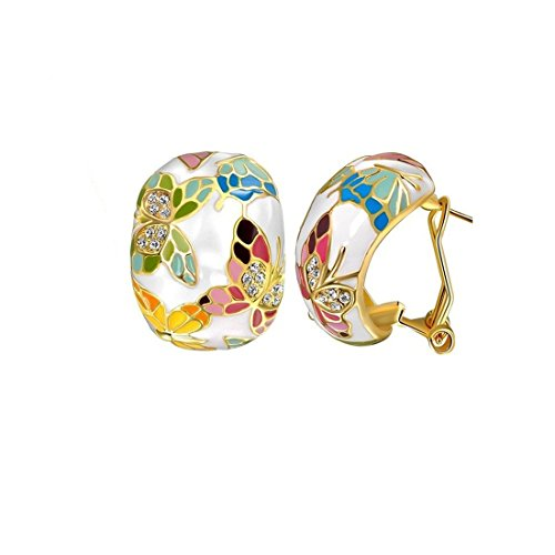 YELLOW-CHIMES-Swarovski-Elements-Queen-of-Versailles-Enamel-Crystal-Earrings-for-Women-and-Girls