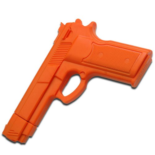 Bladesusa Rubber Training Gun, Orange