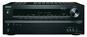 Onkyo TX-NR414B 5.1 Channel Network Home Cinema Receiver